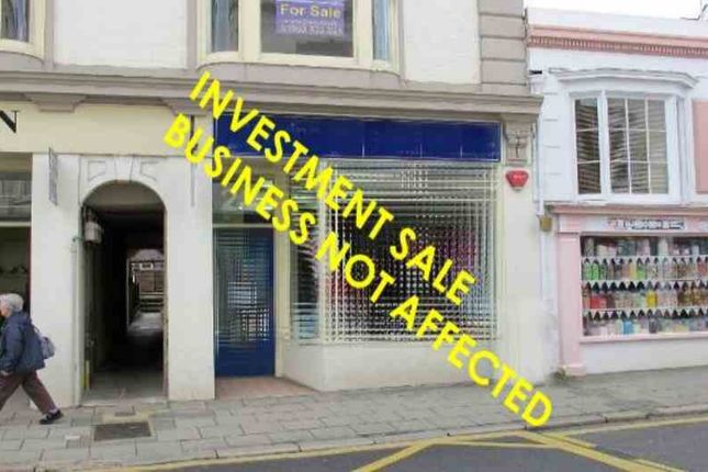 Thumbnail Retail premises for sale in Cross Street, Ryde