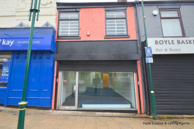 Thumbnail Office for sale in Blackburn Street, Radcliffe, Manchester