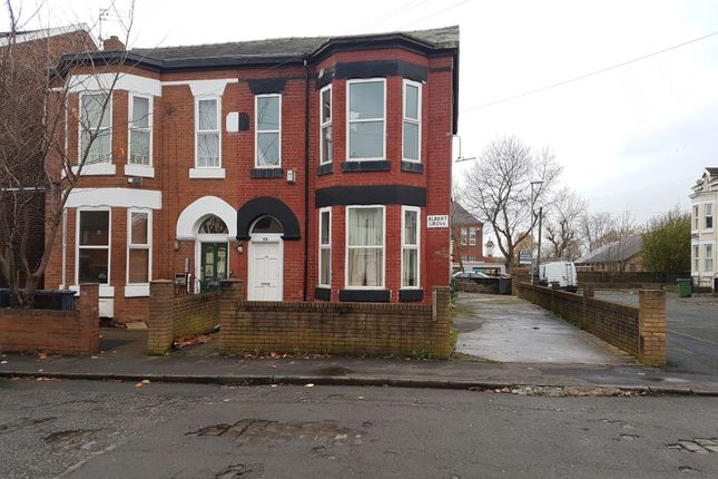 Thumbnail Semi-detached house to rent in Albert Grove, Manchester