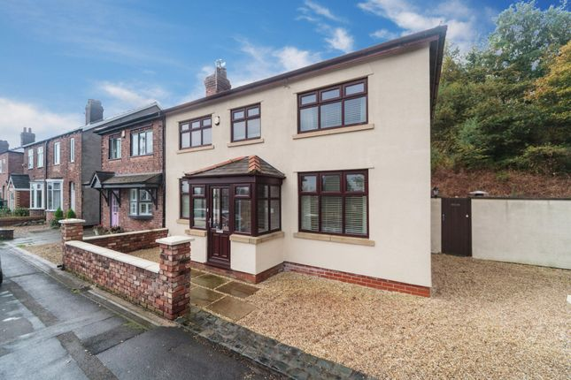 Thumbnail Semi-detached house for sale in Thelwall New Road, Grappenhall, Warrington