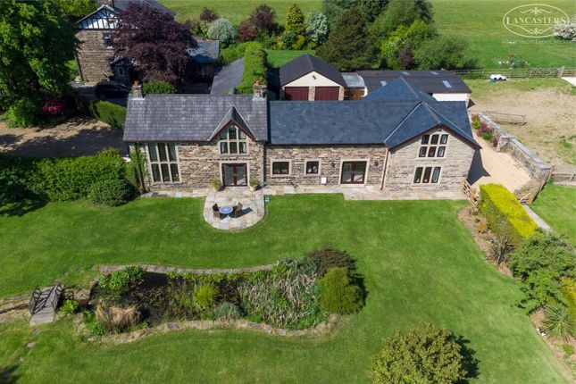 Thumbnail Detached house for sale in Slack's Lane, Heath Charnock, Chorley