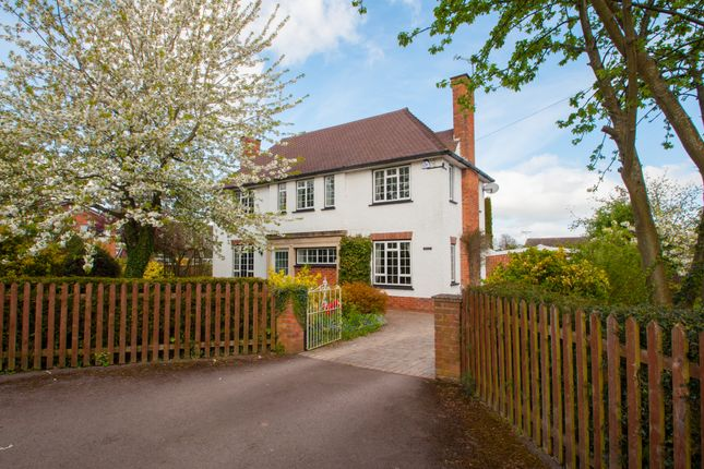 Thumbnail Detached house for sale in Birdsall, Greytree, Ross-On-Wye