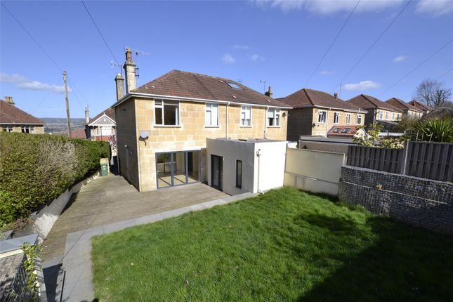 Thumbnail Semi-detached house for sale in Bloomfield Grove, Bath, Somerset