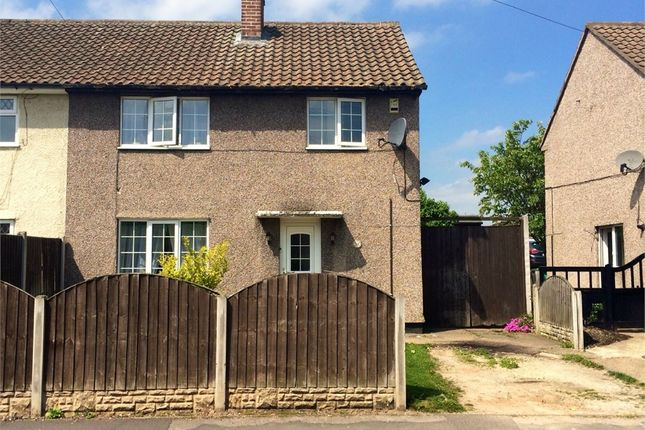 Thumbnail Semi-detached house to rent in Kingston Road, Carlton-In-Lindrick, Worksop, Nottinghamshire