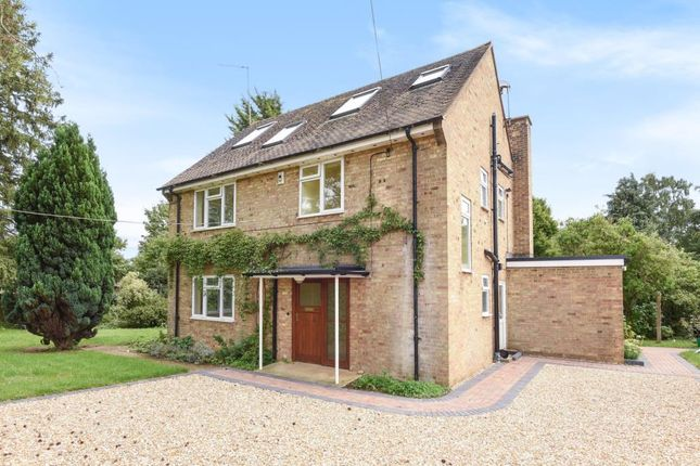 Thumbnail Detached house for sale in Thame Lane, Culham