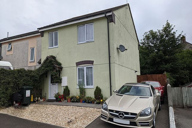 Thumbnail Semi-detached house to rent in Ashmead, Grampound Road, Truro
