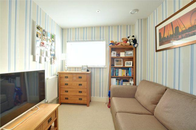 Bedroom of Empire Reach, 4 Dowells Street, Greenwich, London SE10