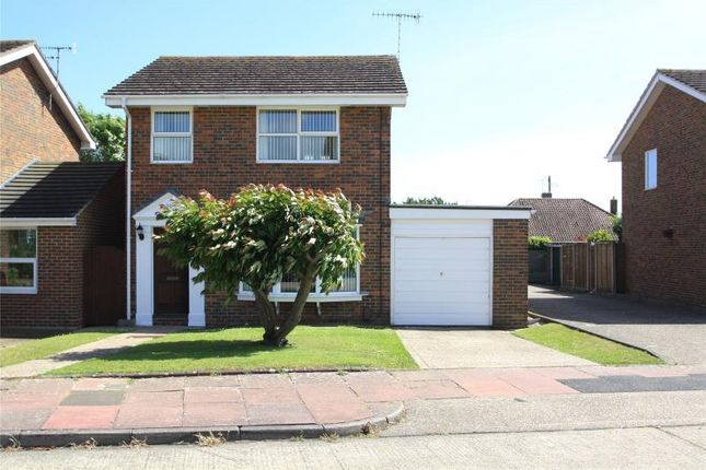 4 bed detached house for sale in Greystone Avenue, Worthing, West Sussex