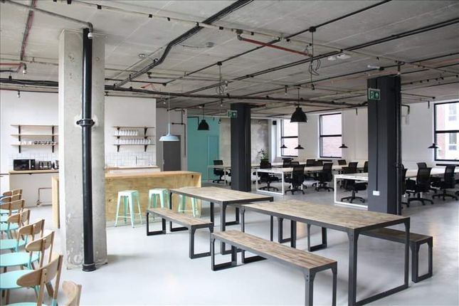 Serviced office to let in Leman Street, London