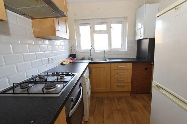 Thumbnail Flat to rent in Blackborne Road, Dagenham Essex