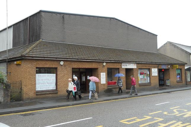 Thumbnail Retail premises to let in 18 Wind Street, Ammanford