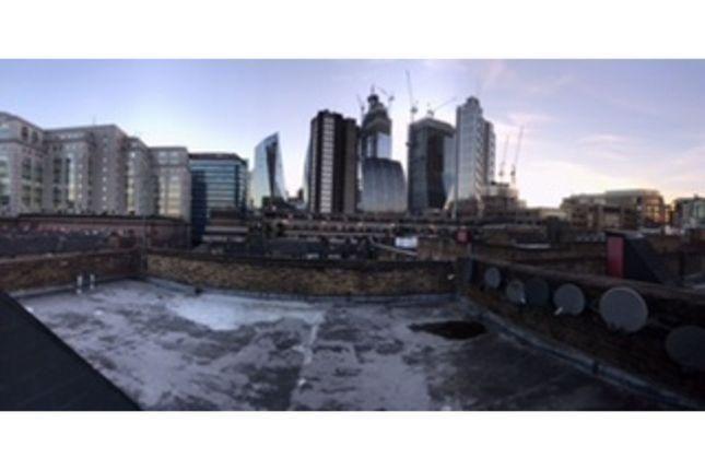 Roof Top Terrace of 39 Goulston Street, London E1