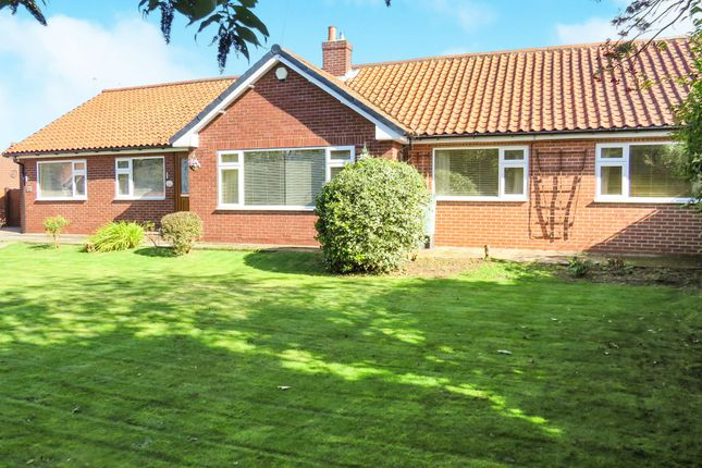 Thumbnail Detached bungalow for sale in Spital Road, Blyth, Worksop