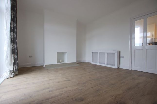 Thumbnail Terraced house to rent in The Crescent, Chester Moor, Chester Le Street