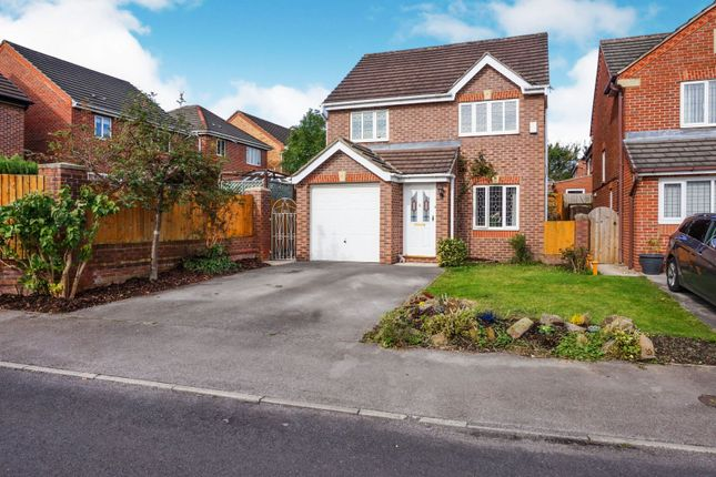 Thumbnail Detached house for sale in Priestley Gardens, Heckmondwike