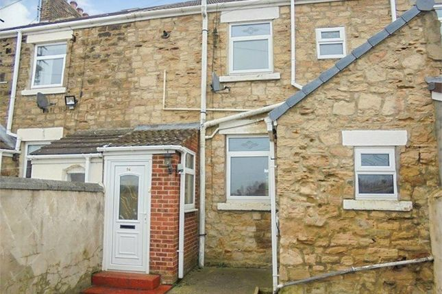 Thumbnail Terraced house for sale in William Street, Auckland Park, Bishop Auckland, Durham