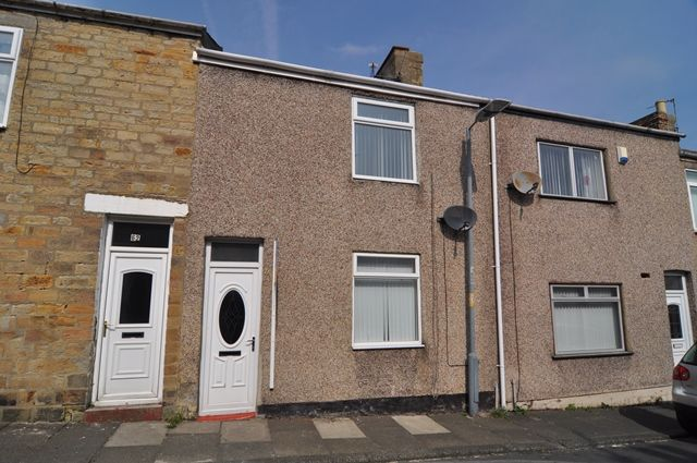 Thumbnail Terraced house to rent in Stratton Street, Spennymoor
