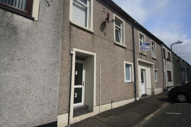 Thumbnail Flat to rent in Charles Street, Neyland