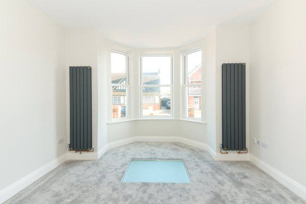 Thumbnail Flat for sale in Lindley House, Leopold Road, Felixstowe