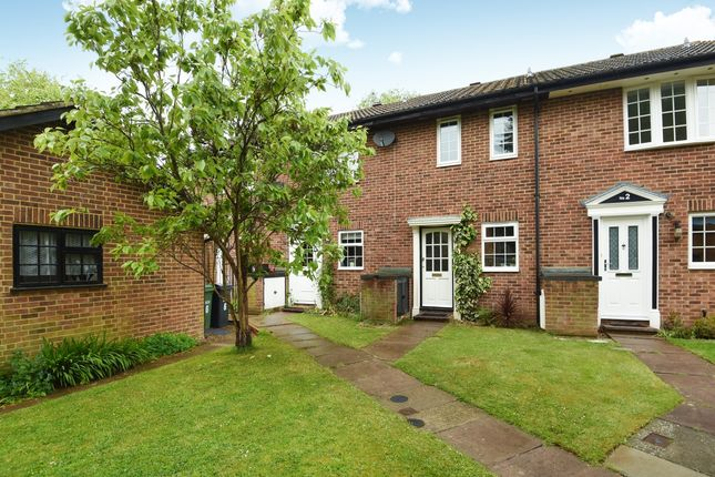 Thumbnail Terraced house to rent in Nash Gardens, Redhill, Surrey