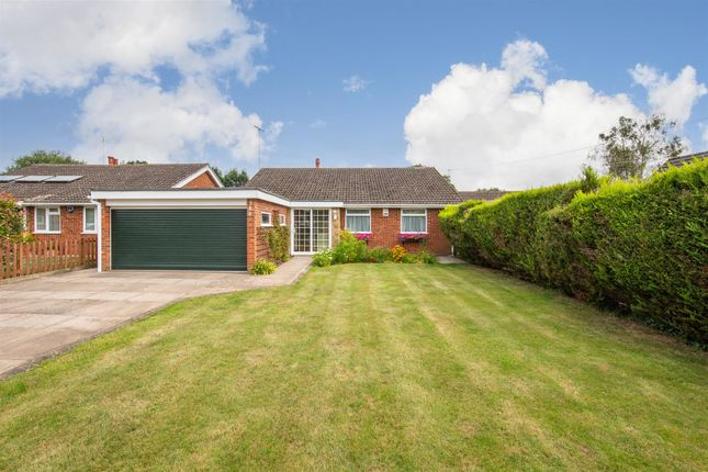 Thumbnail Detached bungalow for sale in Common Road, Kensworth, Bedfordshire