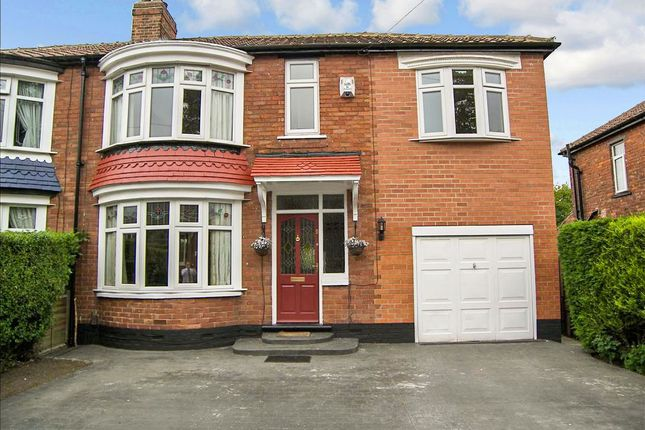 Thumbnail Semi-detached house to rent in Lancefield Road, Norton, Stockton-On-Tees