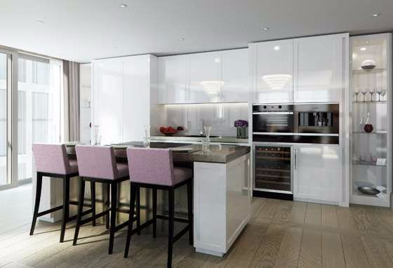 Thumbnail Flat to rent in 190 Strand, London