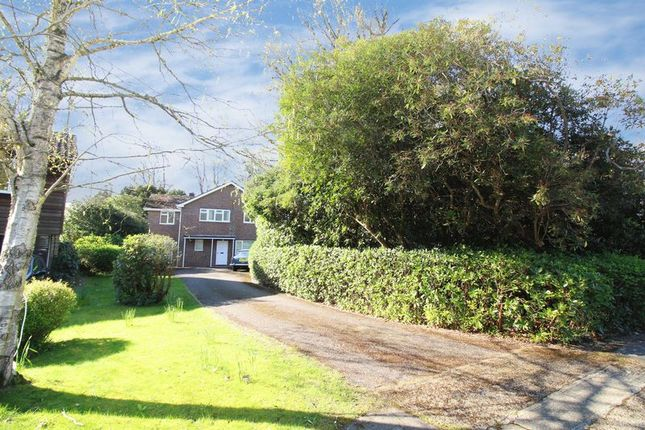 Thumbnail Detached house for sale in Cobbett Close, Crawley