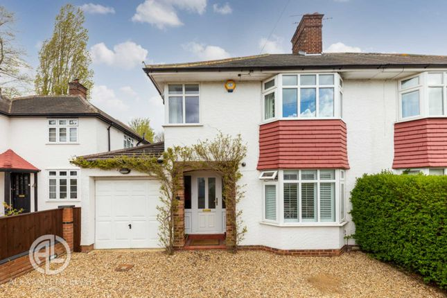 3 bed semi-detached house for sale in Cowslip Hill, Letchworth Garden City SG6