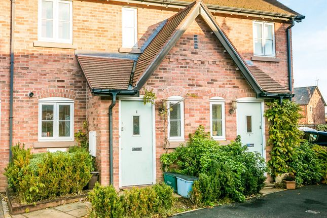 Thumbnail Town house for sale in Brereton Close, Tarvin, Chester