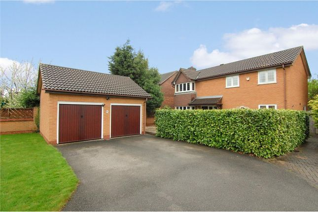 Thumbnail Detached house for sale in Mulberry Close, West Bridgford