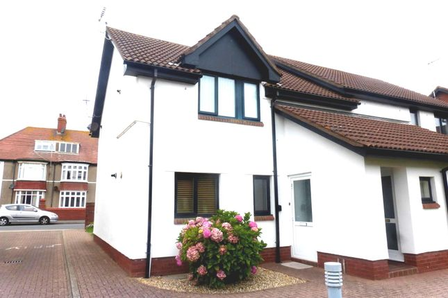 Thumbnail Flat for sale in Seabank Court, Porthcawl