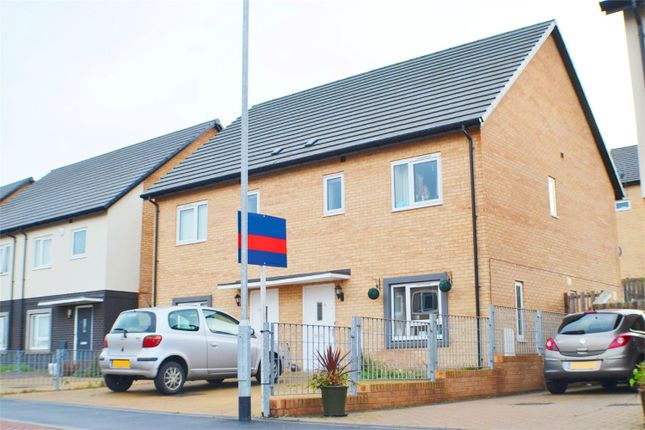 Thumbnail Semi-detached house for sale in Montgomery Mews, Wath-Upon-Dearne, Rotherham, South Yorkshire