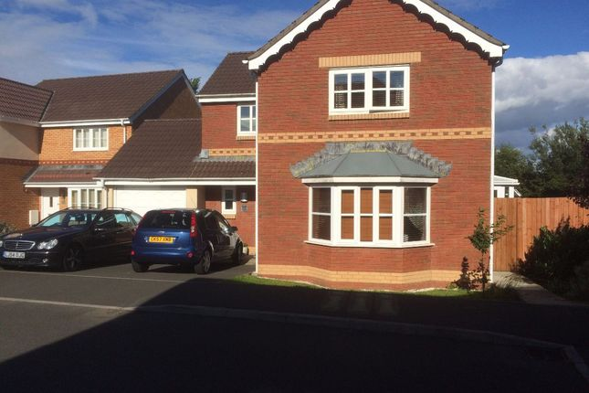 Thumbnail Detached house to rent in Pant Bryn Isaf, Llwynhendy, Llanelli