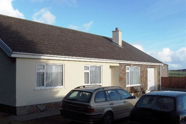 Thumbnail Bungalow to rent in Tavernspite, Whitland