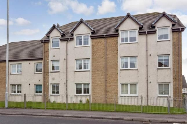 Thumbnail Flat for sale in Malcolm Gardens, Irvine, North Ayrshire