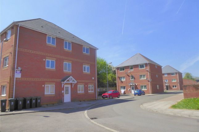 Thumbnail Flat for sale in Sandalwood Court, Prince Street, Newport