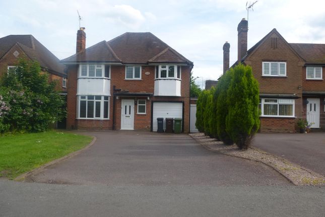 Thumbnail Property to rent in Gentleshaw Lane, Solihull
