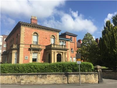 Thumbnail Office to let in Suite C Grosvenor Lodge, Grosvenor Road, Wrexham, Wrexham