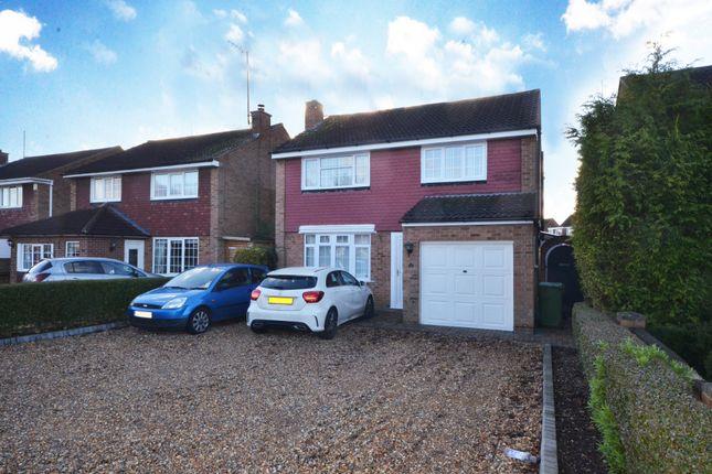 Thumbnail Detached house to rent in Rickley Lane, Milton Keynes