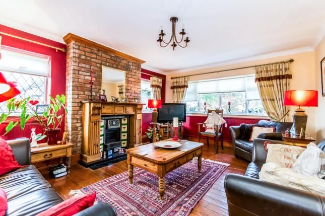 Thumbnail Detached house for sale in Bolton Road, Bury, Greater Manchester