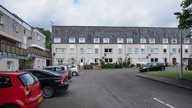 Thumbnail Flat to rent in 25 Catmoor Court, Scone