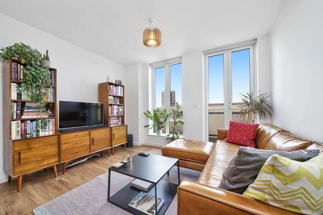 2 bed flat for sale in Nellie Cressall Way, London E3