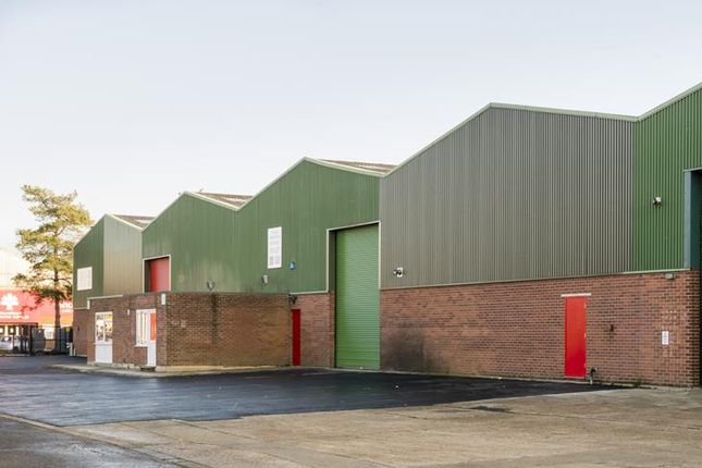 Thumbnail Light industrial to let in Lansdowne Road, Old Catton, Norwich