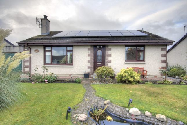Thumbnail Detached bungalow for sale in Old Milnafua Road, Alness, Ross-Shire.