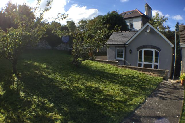 Thumbnail Flat to rent in Cnwcylili, New Quay
