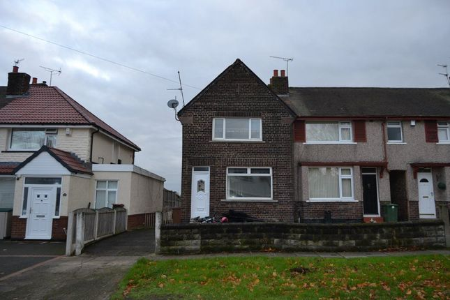 Thumbnail Property to rent in Shore Drive, New Ferry, Wirral
