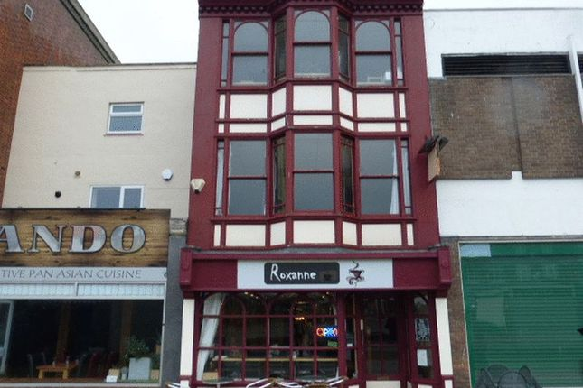 Thumbnail Restaurant/cafe to let in Market Place, Great Yarmouth