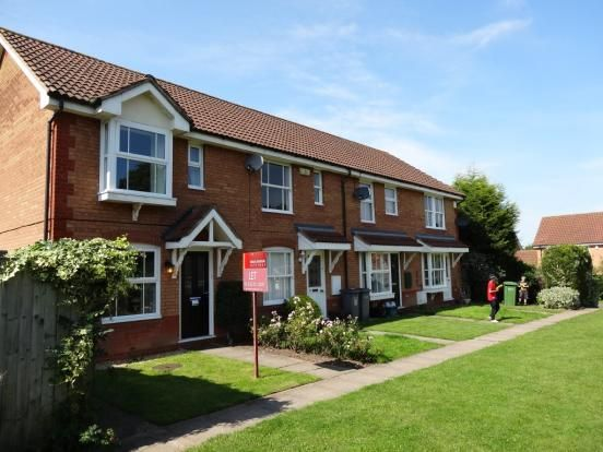 Thumbnail Terraced house to rent in Gilmorton Close, Solihull