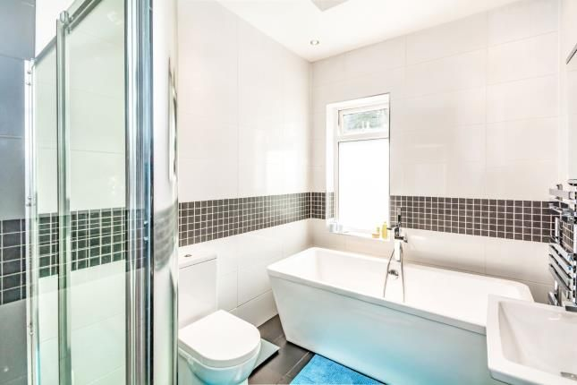 Bathroom of Hollins Lane, Bury, Manchester, Greater Manchester BL9